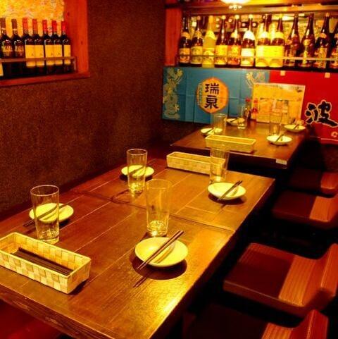 九州沖縄三昧 なんくるないさー 上野 居酒屋 おすすめ