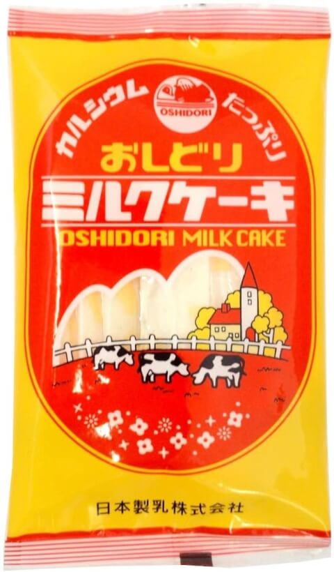 おしどりミルクケーキ
