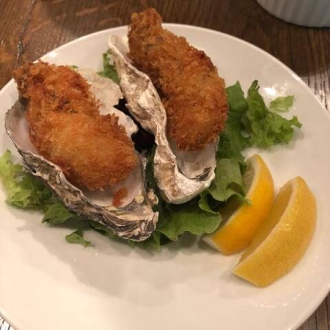オストレア 新宿 ディナー 海鮮 おしゃれ デート 女子会
