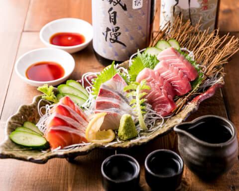 千栄乃和 立川 居酒屋 個室 海鮮 和食 魚介