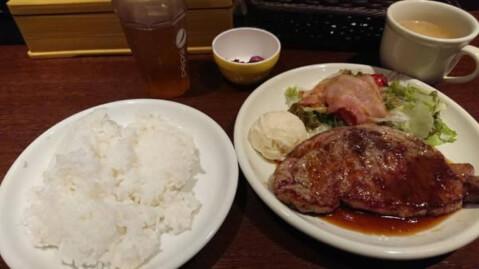 肉の大山  上野 ランチ 肉料理