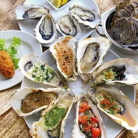 umeda-oysters