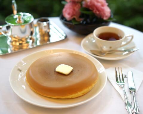 青山ガーデン パンケーキ