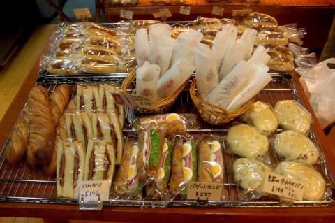 パン屋のどん助