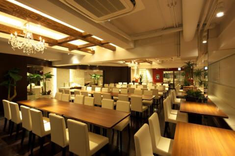 カフェ&バル バリーズ 名古屋 デート ディナー ランチ おすすめ
