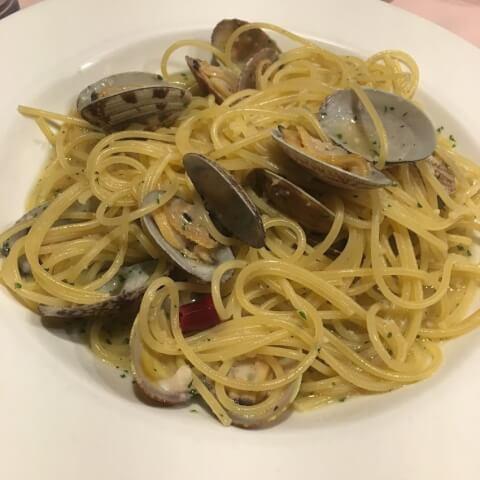 新宿 ディナー イタリア食堂ブラーボ 洋食