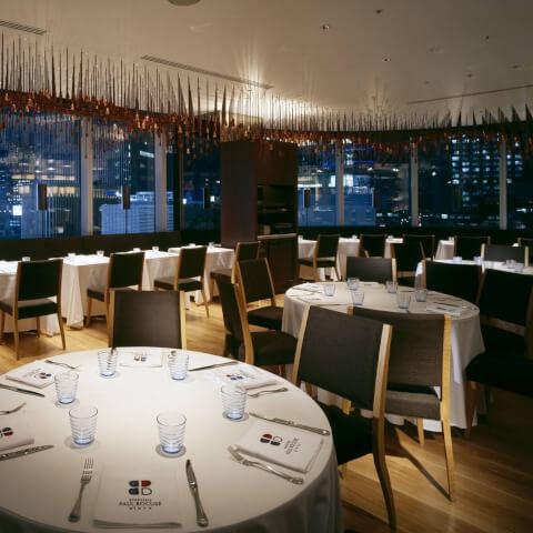 銀座のおしゃれで安いフレンチディナー、個室つきで誕生日や記念日デートにおすすめのブラッスリーポール