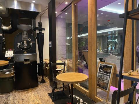 Paul Bassett 新宿 カフェ おすすめ 西口 おしゃれ