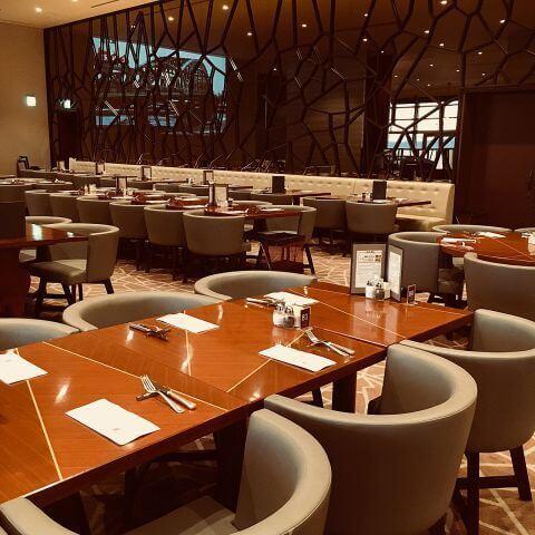 パーゴラ 名古屋マリオットアソシアホテル ホテルレストラン おすすめ