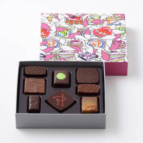 pierre_herme アソリュティマン ド ショコラ  バレンタイン チョコレート 本命チョコ