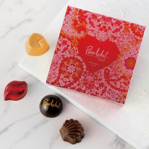 ピエール・ルドン サンク・エトワール バレンタイン チョコレート 本命チョコ