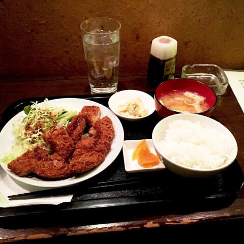 恵比寿ランチ 定食 西口 食い物酒場 Rafu 定食