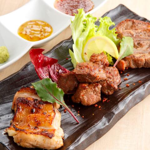 恵比寿 居酒屋 楽蔵うたげ 肉料理