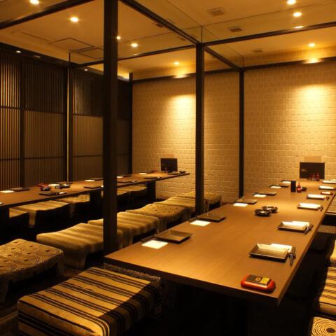 恵比寿 居酒屋 楽蔵うたげ 個室