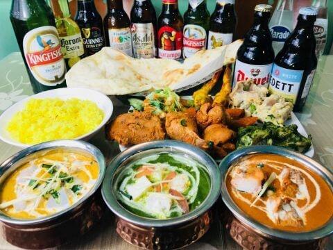 アムラパーリー料理画像