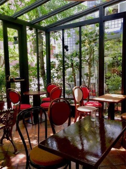 青山一丁目 カフェ