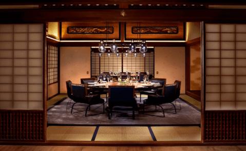 ラ・ロカンダ 京都 ホテルレストラン おすすめ