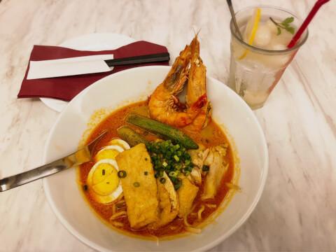 Rasa Malaysia Cuisine 銀座 ラーメン おすすめ 銀座駅