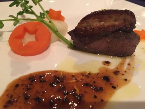 横浜 イタリアン リストランテ リアル 肉料理