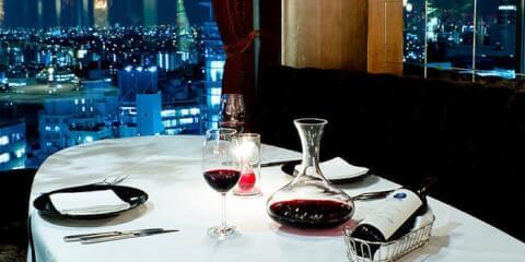 渋谷 ディナー 洋食ダイニング レガート デート 創作料理