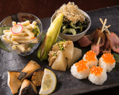 五反田 居酒屋 お洒落 Repas de naoshima おばんざい 香川