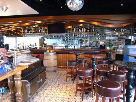 THE RIGOLETTO OCEAN CLUB 横浜 ランチ 和食