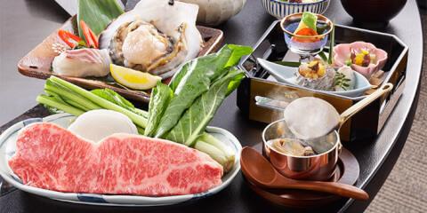 喜扇亭-料理