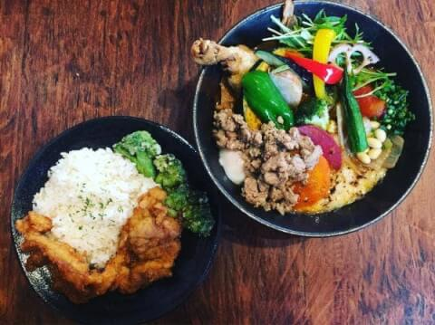 Rojiura Curry SAMURAIの料理画像