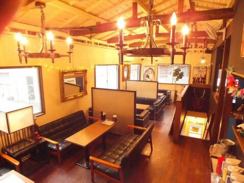 rokucafe店内画像