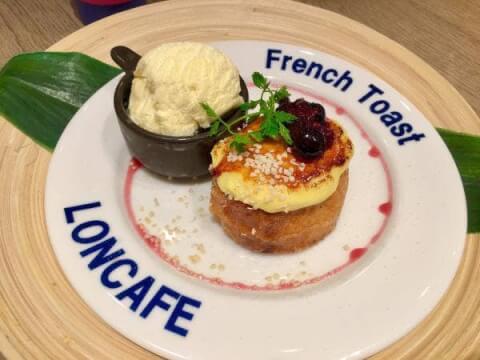 ロンカフェの料理画像