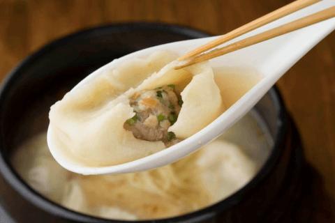 肉汁水餃子