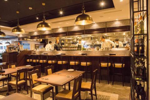 トラットリア クイント 新宿 デート ディナー ランチ 居酒屋 カフェ レストラン 個室