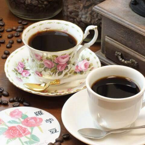 羅苧豆コーヒー画像