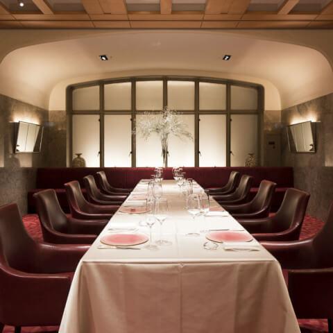 丸の内 ディナー フレンチ ロゼット デート 会食 接待 高級ディナー個室