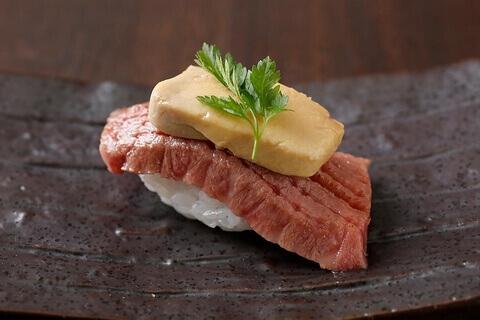 隠れ家バル 肉です。寿司です。 高田馬場