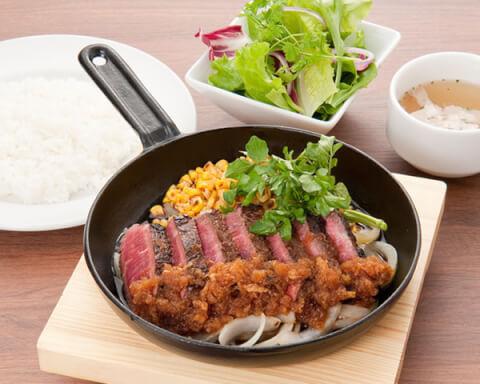 神田の肉バル RUMP CAP おすすめ ランチ
