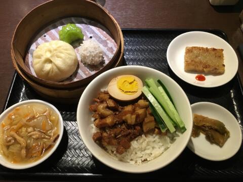 新宿 ディナー 西門食房 中華料理3