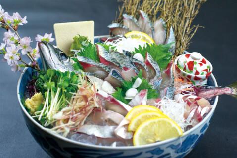 酒の隠れ家 博多 鯖郎料理画像