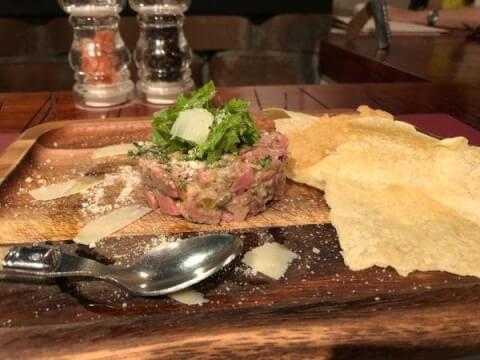 神楽坂でおすすめのおしゃれな肉料理ディナー、コスパよく誕生日デートに人気なサクレフルール