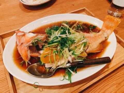 目黒のおしゃれで安い中華ディナー、誕生日デートにおすすめのサエキ飯店