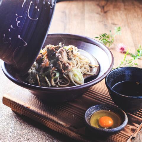 大宮_居酒屋_おすすめ_創作酒庵_彩蔵_炭の香り蕎麦