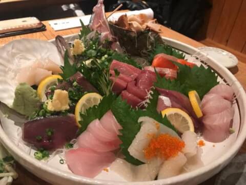 魚の三是 新宿 レストラン