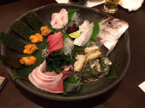 さかなや いぬい 梅田 居酒屋 西梅田 海鮮 魚介 和食 人気 おすすめ 日本酒