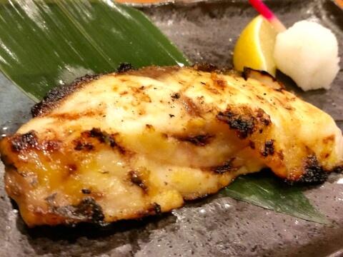 魚焼男料理