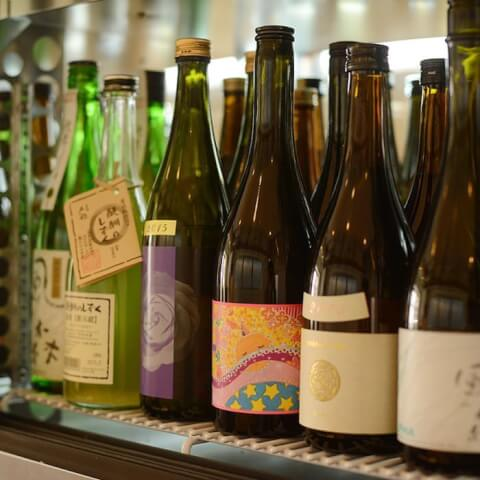 坂下良酒倉庫  飯田橋 居酒屋 おすすめ 日本酒