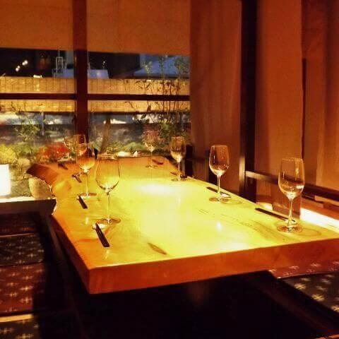 酒晴 おまっとさん 絆 銀座 忘年会 おすすめ 居酒屋 東京 和食 個室