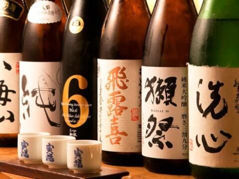 日本酒の博物館 SAKE MUSEUM TOKYO 浜松町店 居酒屋
