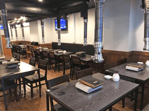 Korea Fusion Food ヘラン 新大久保 サムギョプサル おすすめ