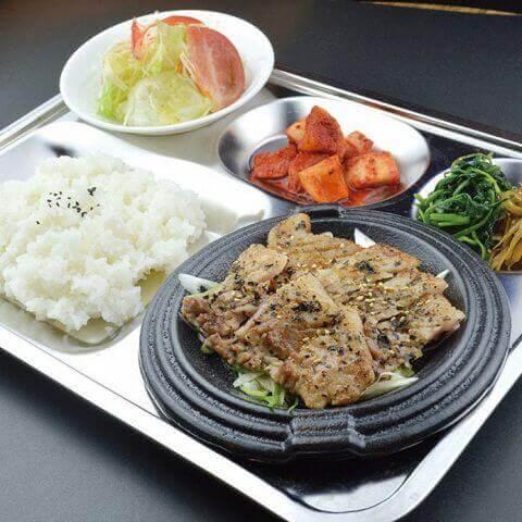 韓国料理 居酒屋 豊味韓 名古屋 ランチ おすすめ