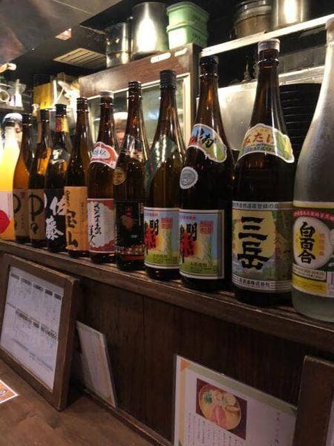 越後屋三太夫 渋谷 居酒屋 海鮮 魚介 道玄坂 日本酒